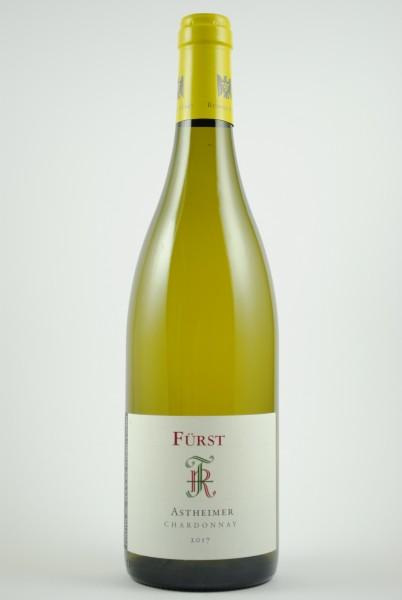 2017 Chardonnay Astheimer QbA trocken, Fürst