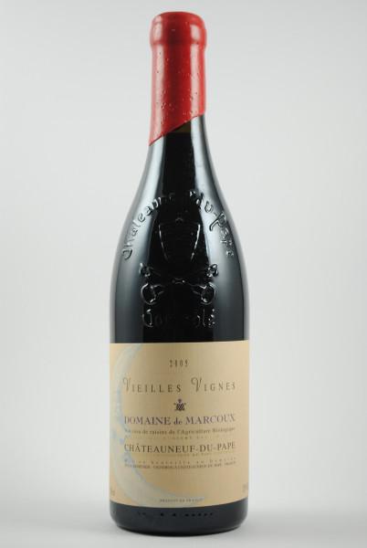 2005 Châteauneuf-du-Pape Vieilles Vignes, Marcoux