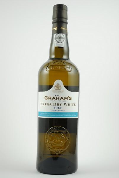 EXTRA DRY WHITE PORT, Graham's