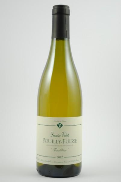 2012 Pouilly-Fuissé Tradition, Valette