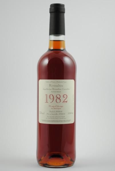 1982 Rivesaltes Ambré 36 ans, Mas Blanc