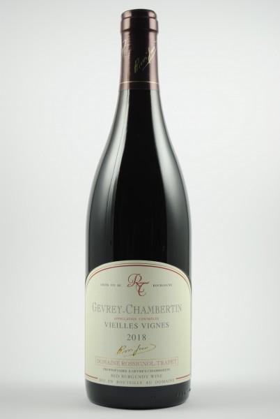 2018 Gevrey-Chambertin Vielles Vignes, Rossignol-Trapet