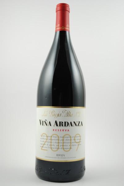 2009 VIÑA ARDANZA Reserva MAGNUM, La Rioja Alta