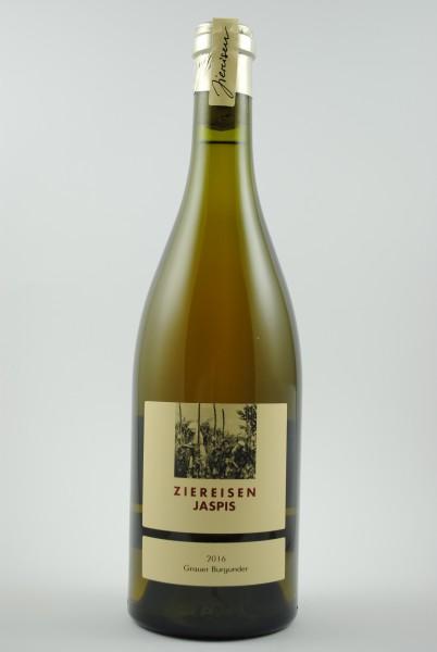2016 Grauburgunder Jaspis Badischer Landwein, Ziereisen