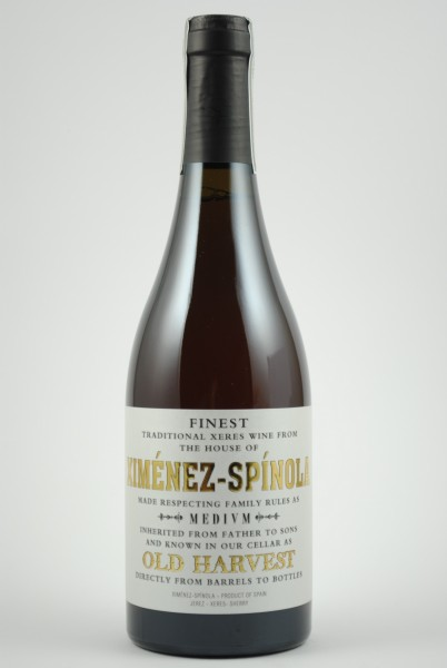Ximénez-Spínola Solera 1964 Old Harvest Medium Sherry