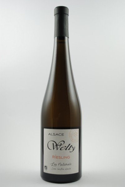 2018 Riesling Les Naturels, Welty