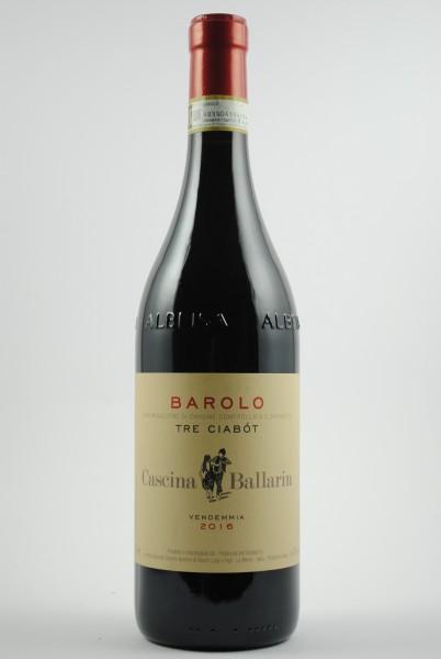 2016 Barolo Tre Ciabot, Ballarin