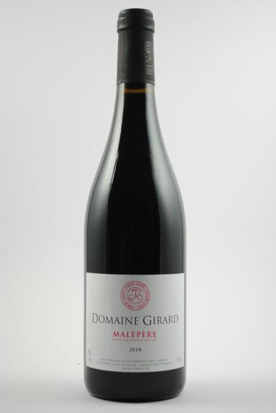 2018 Domaine Girard Malpère