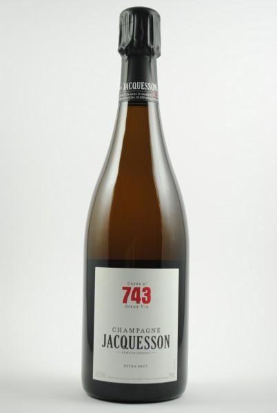 Cuvée 743, Jacquesson