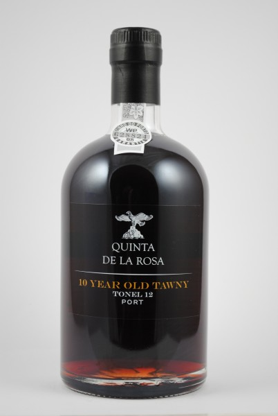 10 years old TONEL N°12 PORT, Quinta de la Rosa