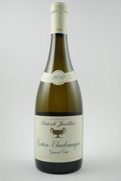 2017 Corton-Charlemagne Grand Cru, Javillier