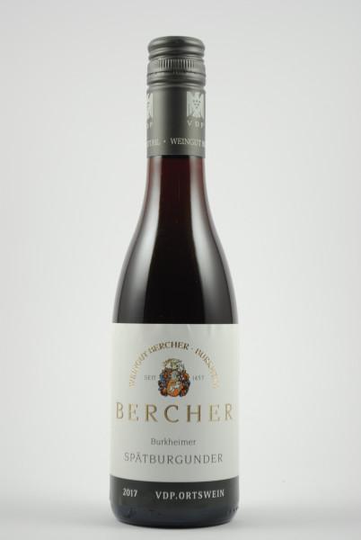 2017 Burkheimer Spätburgunder (VDP Ortswein) QbA trocken Halbe, Bercher