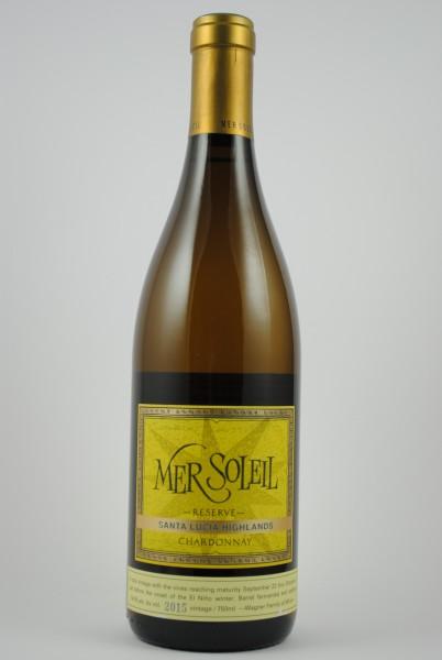2015 Reserve Chardonnay, Mer Soleil