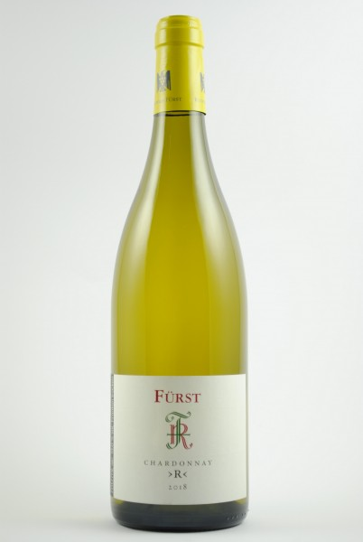 2018 Chardonnay R QbA trocken, Fürst