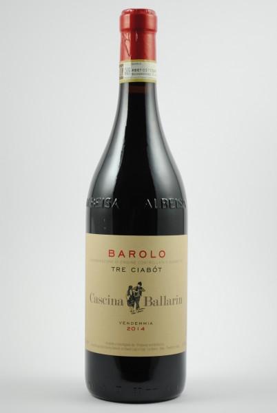 2014 BAROLO I Tre Ciabot