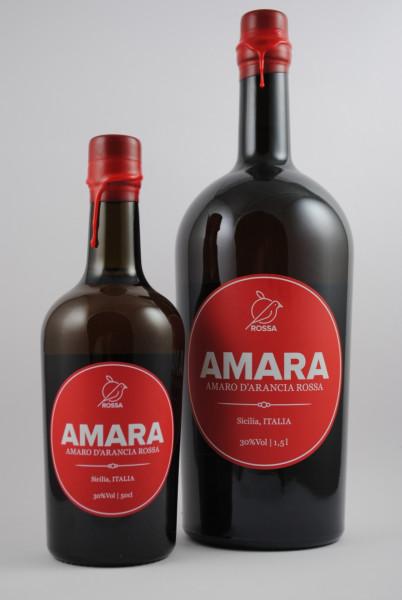 Amara - Amaro d´Arancia Rossa Magnum