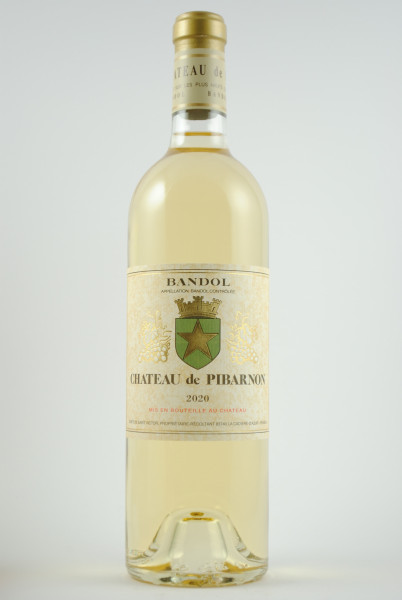 2020 BANDOL Blanc, Pibarnon