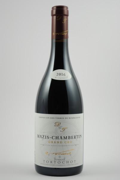 2016 Mazis-Chambertin Grand Cru, Tortochot