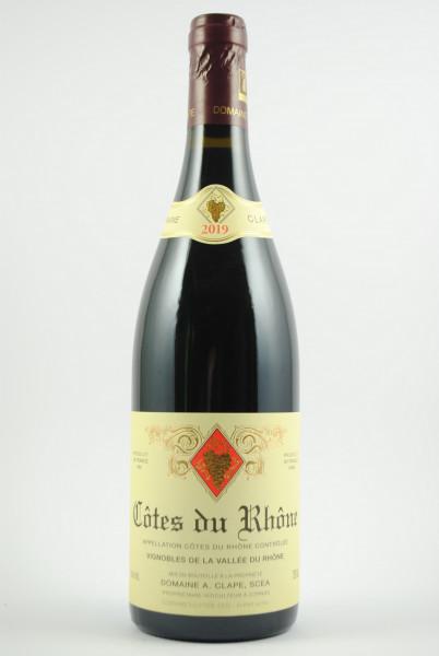2019 Côtes du Rhône, Clape