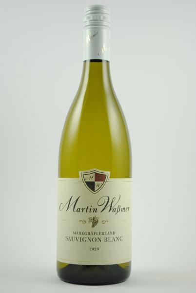 2020 Sauvignon Blanc QbA trocken, Martin Waßmer