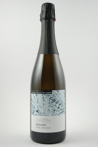 2016 Hofcuvée Brut, Höfflin