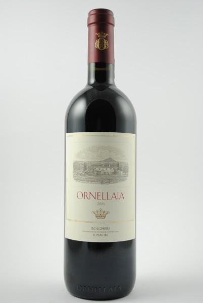 2016 Ornellaia Bolgheri Superiore