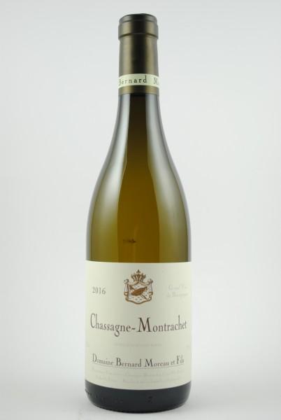 2016 Chassagne-Montrachet, Moreau