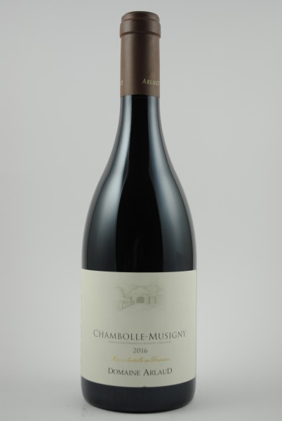 2016 Chambolle-Musigny