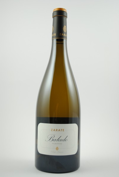 2018 ZARATE Albariño Balado