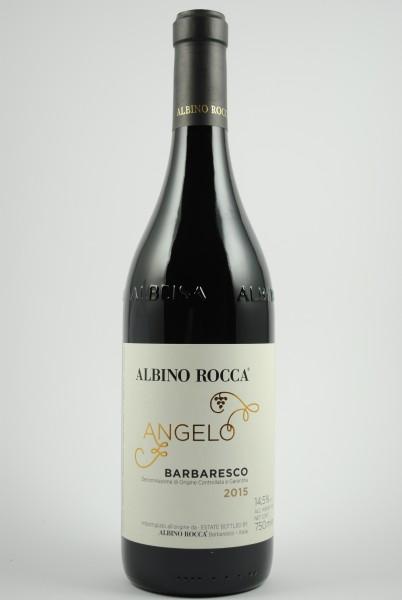 2015 Barbaresco Angelo, Rocca