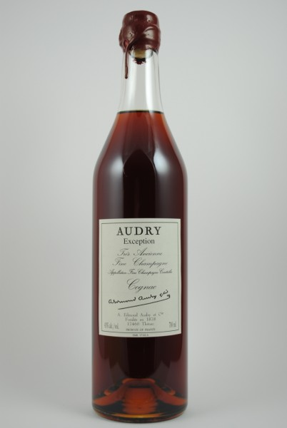 Cognac Exception, Audry