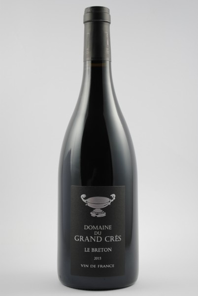 2015 Le Breton Corbières (Vin de France), Grand Crès