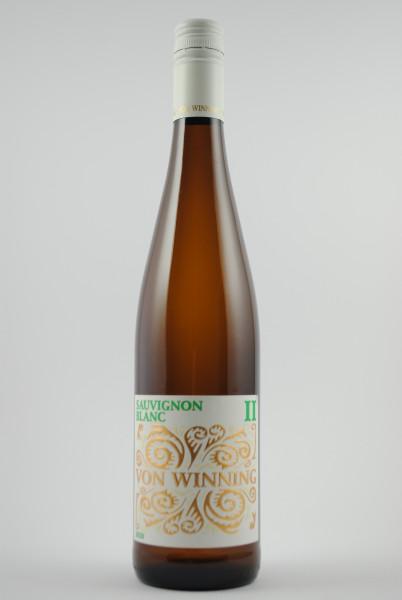 2020 Sauvignon Blanc II QbA trocken, von Winning