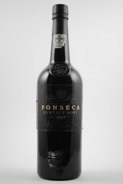1992 Vintage Port, Fonseca