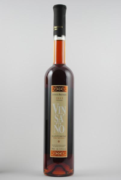 2013 ARGYROS Vinsanto First Release