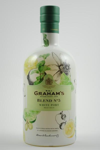 White Port Blend No 5, Graham's