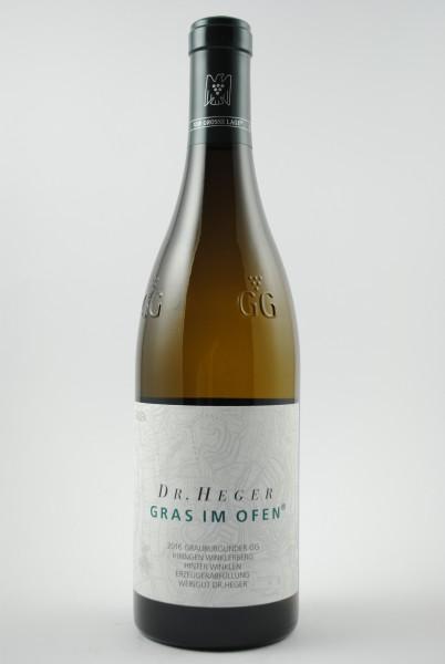 2016 Grauburgunder Grosses Gewächs Winklerberg Gras im Ofen QbA trocken