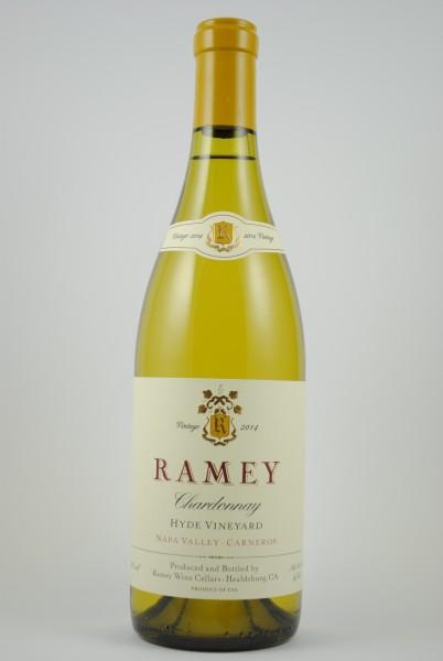 2014 Hyde Chardonnay, Ramey