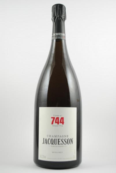 Champagner Jacquesson Cuvée 744 MAGNUM