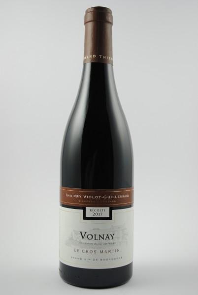 2017 Volnay Le Cros Martin, Violot Guillemard
