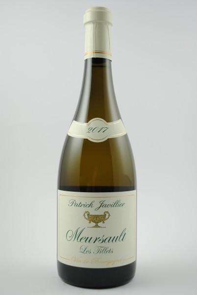2017 Meursault Les Tillets, Javillier