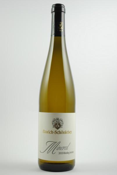 2019 Riesling Mineral QbA trocken, Emrich-Schönleber