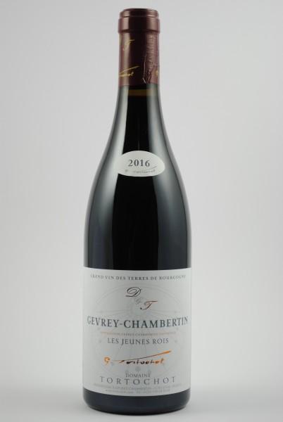 2016 Gevrey-Chambertin Les Jeunes Rois, Tortochot