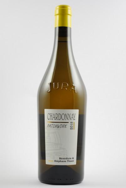 2018 Arbois Patchwork Chardonnay, Tissot