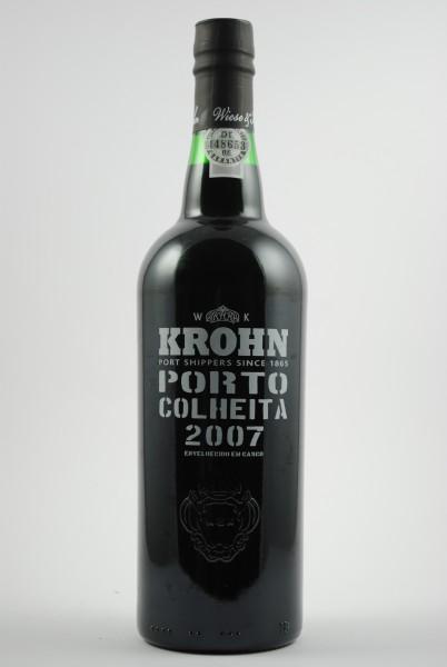 2007 COLHEITA Port, Krohn