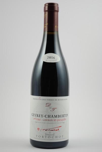 2016 Gevrey-Chambertin 1er Cru Lavaux St. Jacques, Tortochot