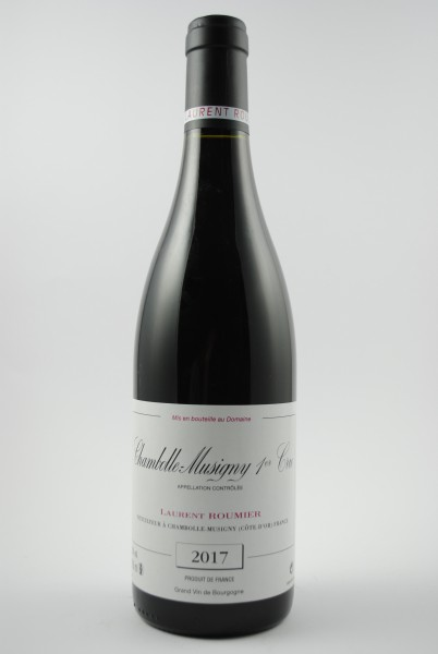 2017 Chambolle-Musigny 1er Cru, Laurent Roumier
