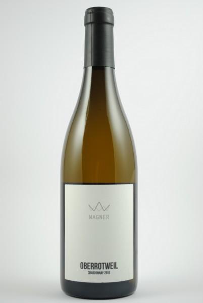2018 Chardonnay QbA trocken, Wagner