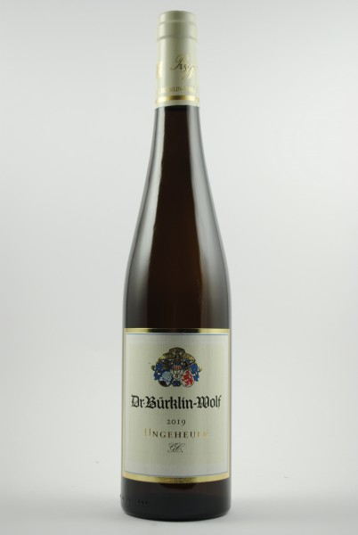 2019 Riesling Grosses Gewächs Ungeheuer G.C. QbA trocken, Bürklin-Wolf
