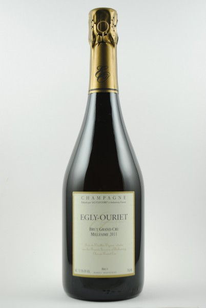 Champagner Egly-Ouriet Grand Cru 2011